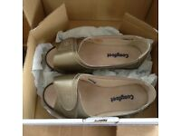 Pair of size 5 Cosyfeet shoes. Never been worn, still in box. Bought for over £25, sell for £10