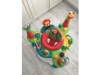 Baby Activity Centre - Bright starts explore and roar activity jumper