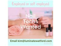 FULL OR PART TIME NAIL TECHNICIAN