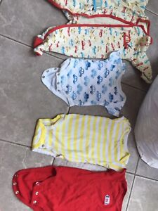 Bag of boys baby clothes 3months 6 months 9 months