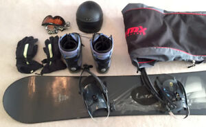 Complete Snowboard Package—Great starter package!
