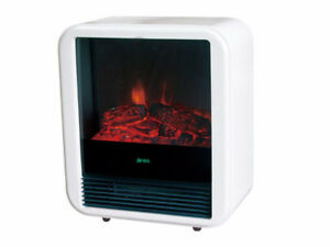 Maya White Fireplace model: MY100FPWT *new boxed*