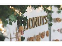 Bespoke Donut Wall
