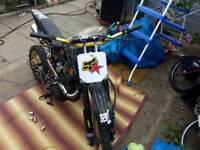 Pit bike lifan 150cc