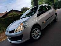 @@@RENAULT CLIO 2007 1.5Diesel CHEAP TAX/FULL YEAR MOT/IMMACULATE CONDITION@@@