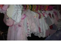 baby clothes items