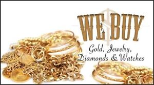 CASH FOR GOLD !!! We will buy your GOLD!!
