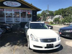 2009 INFINITI G37 Sedan Luxury AWD AUTO NO ACCIDENT CERTIFIED