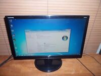 Monitor for computer 20-inch LCD computer monitor