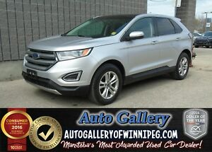 2016 Ford Edge SEL AWD *Nav/Roof