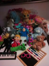 Toys Job Lot Children Toys