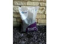 Natural Slate Full unused bag