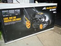 McCULLOCH M56-190AWFPX petrol lawnmower