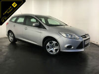 2013 63 FORD FOCUS EDGE TDCI DIESEL ESTATE SERVICE HISTORY FINANCE PX
