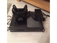 Xbox One 500gb with Box - Good Condition