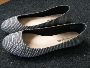 A pair of American Eagle shoes for sale