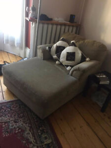 Taupe Chaise 200 OBO