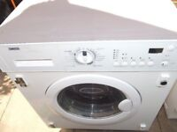 ZANUSSI 6KG INTEGRATED WASHER DRYER FULLY REFURBISHED IN GOOD WORKING ORDER