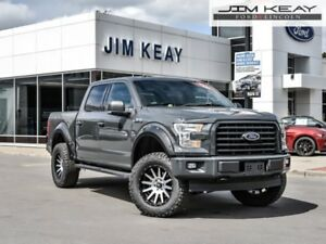 2017 Ford F-150 XLT SuperCrew 5.5-ft. Bed 4WD SuperCrew 5.5-ft.