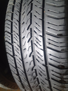 Set Of 4  Michelin  Summer tires 215/70/15