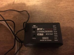 Walkera airplane receiver