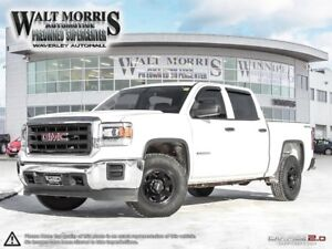 2015 GMC Sierra 1500 SLE: ACCIDENT FREE, LOW MILEAGE, 4X4, 5.3L