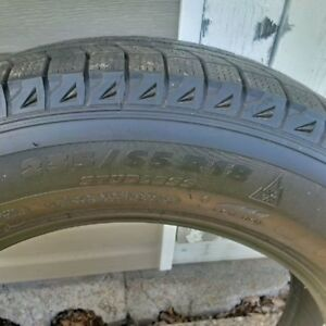 Michelin winter tires for sale 235/65R18