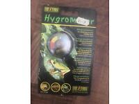 Exo Terra Hygrometer BRAND NEW