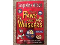 'Paws and Whiskers' by Jacqueline Wilson