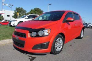2012 Chevrolet Sonic LT*BLUETOOTH*RADIO XM*