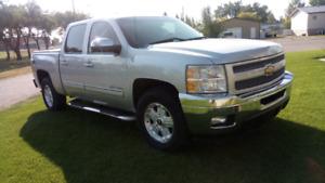 2010 Silver Chevrolet