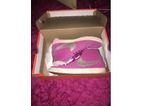 Pink Nike blazers