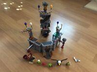 Lego King Pig Castle