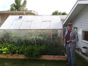 8x12 Greenhouse Kits  Includes Build Out!
