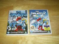 SMURFS 1 & 2 DVD