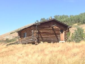 Log Cabin - Ready to Move