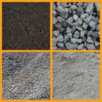 Topsoil, gravel, stone dust and more delivery