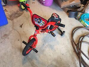 Unused Bicycle+Hemlet