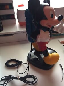 Tyco Vintage mickey mouse phone