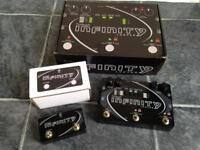 Pigtronix Infinity Looper & Remote