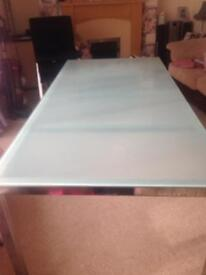 Huge IKEA 6-8 Seater Dining Table