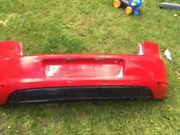 Vw Mk6 golf rear bumper