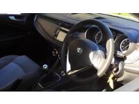 2015 Alfa Romeo Giulietta 1.4 TB MultiAir Distinctive 5d Manual Petrol Hatchback