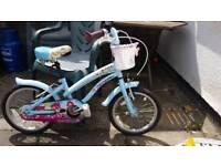 APOLLO Cherry Lane girls bike 16 inch