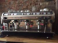 Marisa Coffee Machine (Three Head)