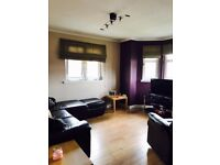 Room available in flat in Dalry / Haymarket area of Edinburgh (9th Sept - 31st Dec)