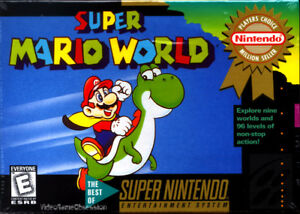 SNES & Super Mario World : Looking to trade for Pokemon offers