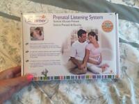 Prenatal listening system/fetal doppler