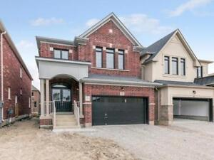 Brand new 4 bdrm detached with 1 bdrm finished basement