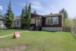 4 bedroom house in queen Alexandra close to university,whyte ave